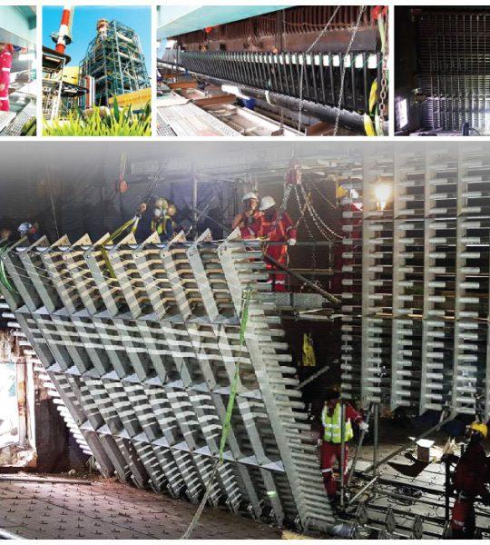Malakoff Prai Power Plant - Major Outage Aug 2017 (HRSG)