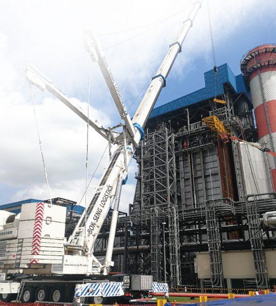 YTL Power Seraya - Major Outage Jan 18